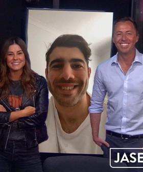 LISTEN: Jase & Lauren Welcome Clint Stanaway, Nazeem Hussain & Christian Petracca