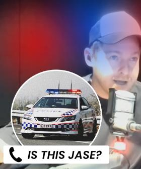 Jase had a run in with the police after ACCIDENTALLY committing a crime!