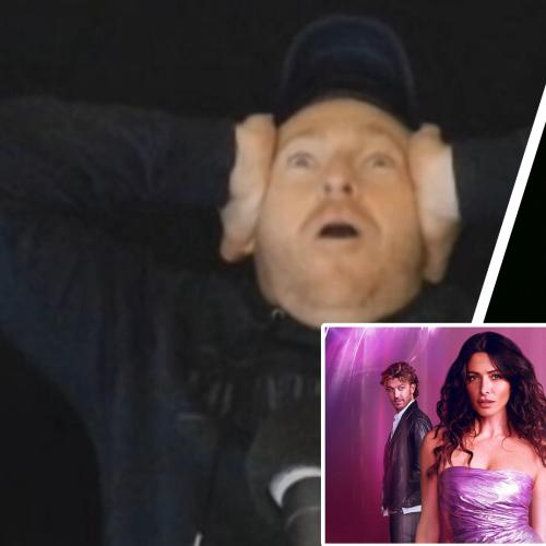 Jase's Mum's reaction to THAT scene in Sex/Life is PRICELESS!