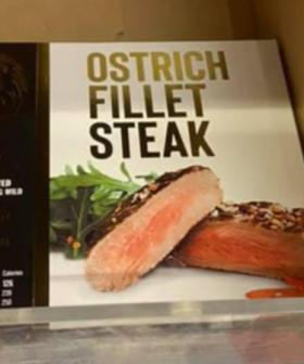 Ostrich Fillet Steak Has Landed In ALDI Stores & People Don't Know What To Think