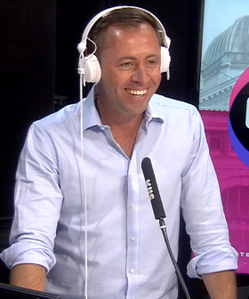 Clint Stanaway Joins The Jase & Lauren Family To Deliver The News To Melbourne