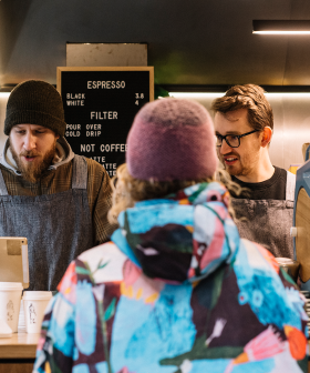 This Melbourne Café Will Be Handing Out Free Sunday Morning Coffee