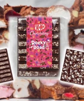 KitKat Have Just Dropped A New Special Edition Rocky Road Flavoured Choccy Bar!