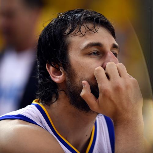 """Andrew Bogut Weighs In On The Kardashian Curse - """"I Just Don't Give A S##t About Celebrities"""""""