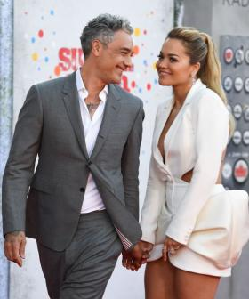 Rita Ora And Taika Waititi's Relationship Heated Up At The Voice Wrap Party