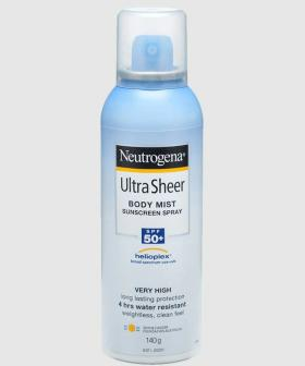 Popular Sunscreen Recalled After Traces Of Cancer-Causing Chemical Detected