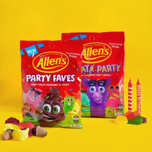 Allen's Is Dropping New Party Packs That Include Piñata Animals & Little Cupcakes!