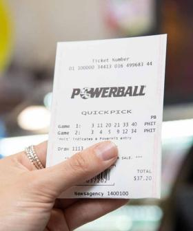 Mystery Victorian Wins The Entire $80million Powerball Jackpot After Buying Ticket Online