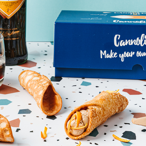 You Can Now Get DIY Cannoli Kits Delivered To Your Door