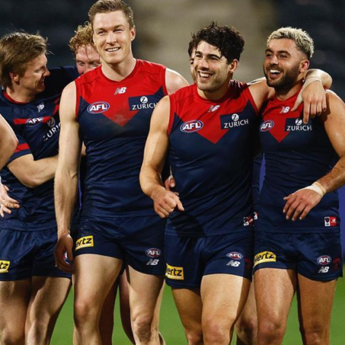 Christian Petracca Reads Out The Melbourne Dees Team's WhatsApp Group Messages