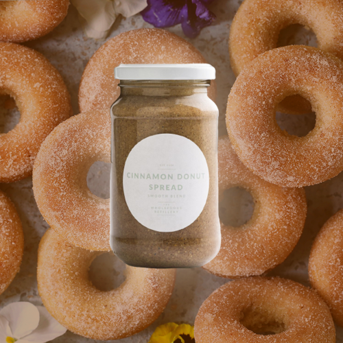 You Can Now Get Vegan Cinnamon Donut Spread Delivered Straight To Your Door!