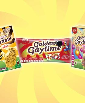 We Just Found Out Birthday Cake, Crunchy Nut & Froot Loop Flavoured Gaytimes Exist?!