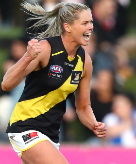 Richmond's Katie Brennan Predicts The Future of AFLW After Four New Teams Join The League