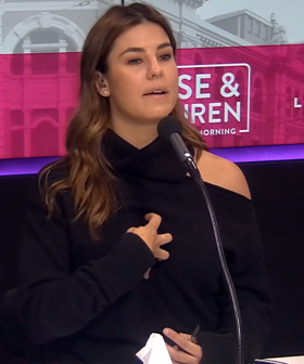 Lauren Phillips Opens Up About The Breakdown of Her Marriage In Emotional On-Air Moment