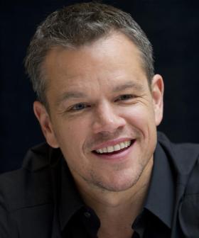 """I Called To Plug You As A Terrible Neighbour!"" Matt Damon Roasts Lauren Live On Air"