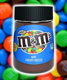 OM&MG, We Just Found Out Crispy M&M Chocolate Spread Exists In Australia!