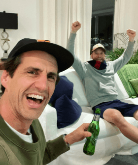 Andy Lee Reveals What Hamish Blake Is Like As A Single Bubble Buddy
