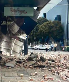 Melbourne Rocked By Magnitude 6.0 Earthquake, Buildings Damaged