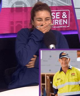 Jase & Lauren Call Australian Royality: Patti Newton & Keith From The Block