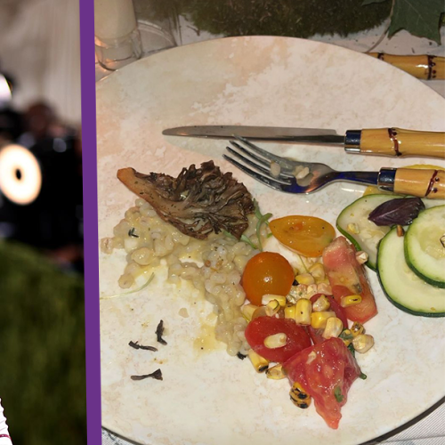 Lorde Says She Stayed Away From The Met Gala's New Plant-Based Menu