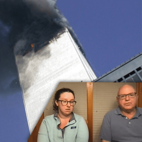 Two New Yorkers Share Their Story On How They Escaped The Scene of The 9/11 Attacks