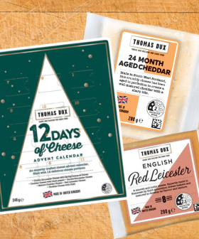 Woolies Festive Fave 12-Days of Cheese(mas) Advent Calendar Is Back!