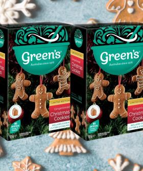 Run, Don't Walk: Green's Have Just Released Limited Edition Gingerbread Christmas Cookie Kits!