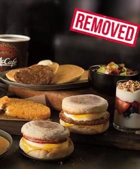 Maccas Sneakily Removed 'All-Day Breakfast' From Their Menu & We're Not Happy Jan!