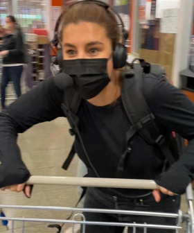 Lauren Storms Through Aldi To Beat The Crowds At Special Buys