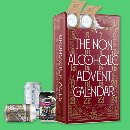This Bar Has Released A Non-Alcoholic Advent Calendar In Time For Christmas