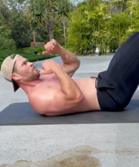 This Is How To Look Like Hemsworth In Four Days, Straight From His Trainer
