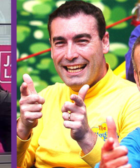 OG Wiggle Greg Page Pens A Song To Help Jase & Lauren Stop Snacking