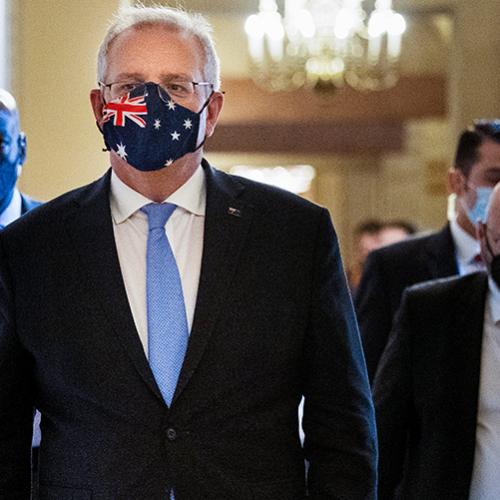 Jase Grills Prime Minister Scott Morrison On Why The Premiers Have So Much Power