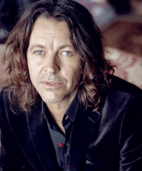 """Kate Refuses To Share Her Secret """"History"""" With Bernard Fanning"""